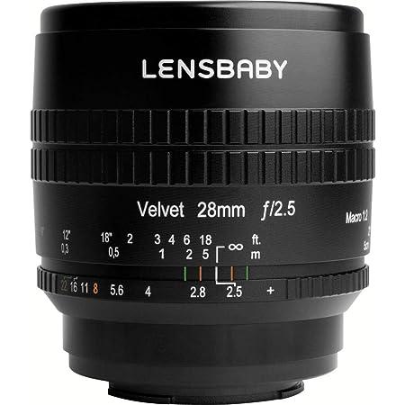 Lensbaby Velvet 28 for Sony E