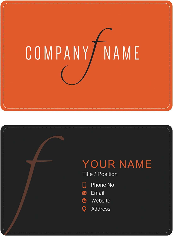 Entwerfen Sie Ihre eigene personalisierte personalisierte personalisierte Visitenkarten Professionelle Designer Visiting Card- Front und Rückseite B01DM0ZJ50 | München Online Shop  7e7541