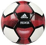 adidas Predator Comp Ball, Black, Size 5