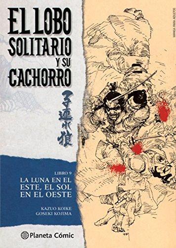 Lobo solitario y su cachorro nº 09/20: La luna en el este, el sol en el oeste (Manga Seinen)
