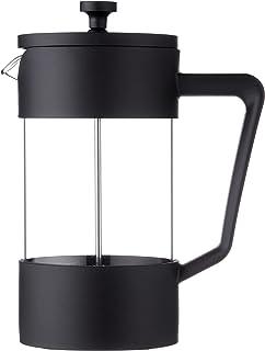Oggi Borosilicate French Press Coffee Maker - 8 Cup/34 oz, Clear (6589.3)