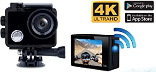 CAMARA VIDEO STOREX DEPORTIVA CUHDW5050S+BLACK EDIT XTREME FHD 4K WF16MP NEGRO