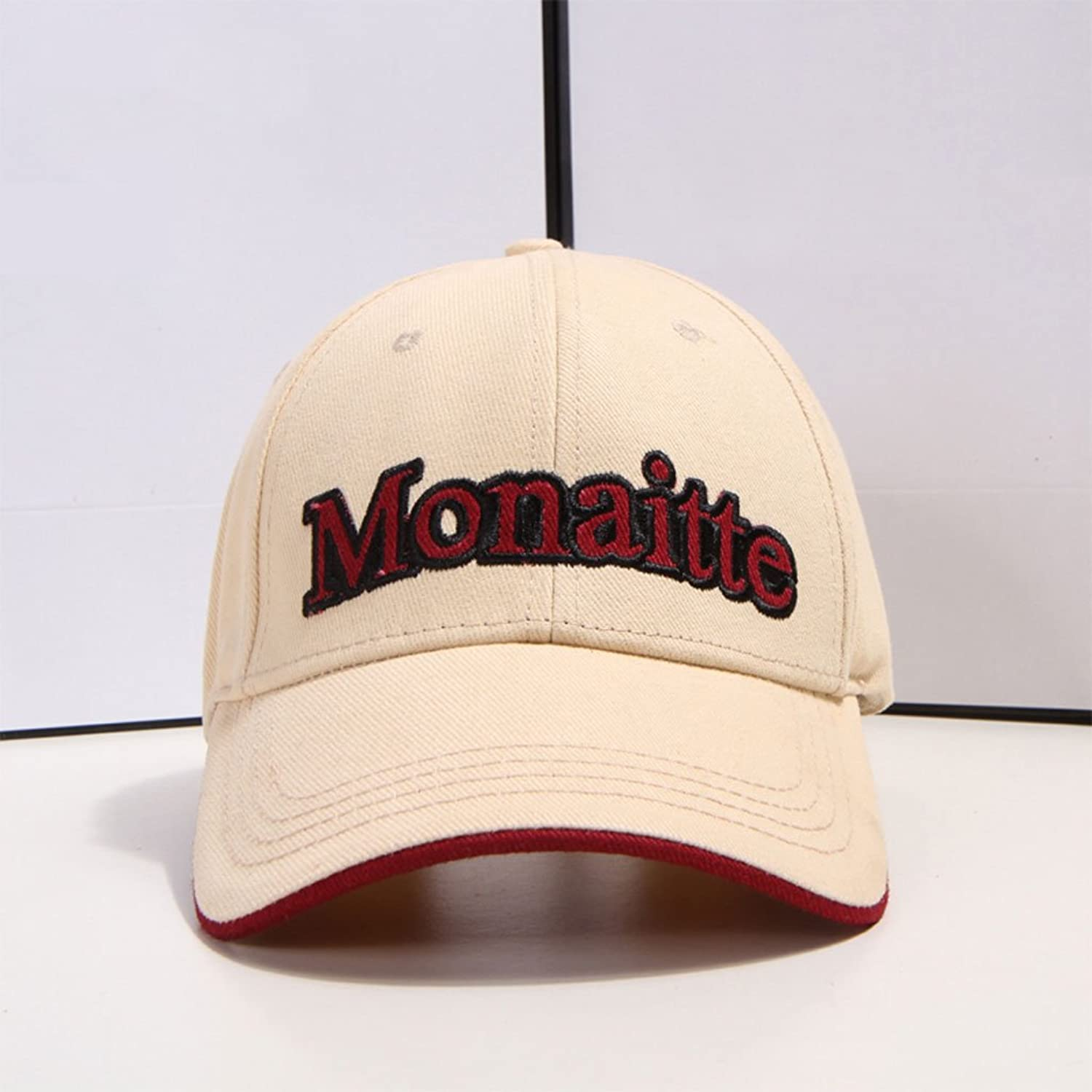 Baseball Cap Casual Outdoor Sports Sun Hat Male and Female GeneralPurpose Summer Trend Fashion Personality Embroidery Hat (color   A)