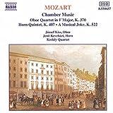 Oboe Quartet / Horn Quintet / Musical Joke