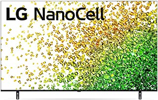 "2021 Smart TV LG 65"" 4K NanoCell 65NANO85 120Hz FreeSync 2 HDMI 2.1 Inteligência Artificial ThinQAI Google Alexa"