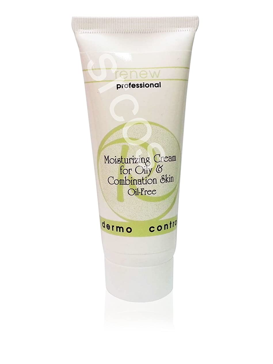 ブレーキエントリ嫌悪Renew Dermo Control Moistuirizing Cream for Oily & Comdination Skin Oil-Free 70ml