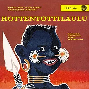 Hottentottilaulu