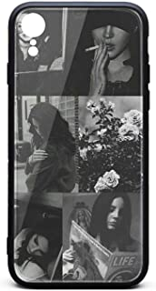 Lana-del-Rey- iPhone XR Case Mobile TPU+PC Cute Fancy Fun Cover Case for Apple IphoneXR