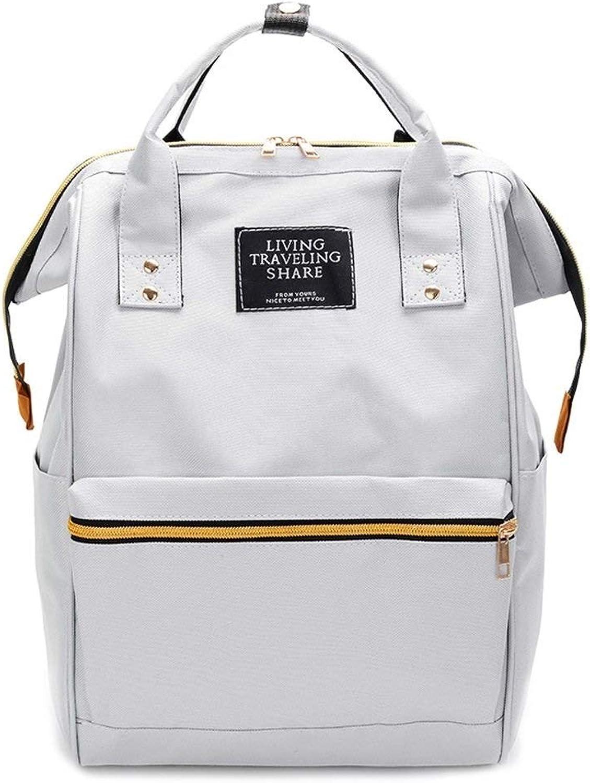 Einfache Studentenrucksack, Mode Jungen Und Mädchen Oxford Spinning Handtasche Rucksack Freizeit Wandern Reise Ultraleichte Rucksack Unisex Schultasche B07Q7GLP51  Globale Verkäufe