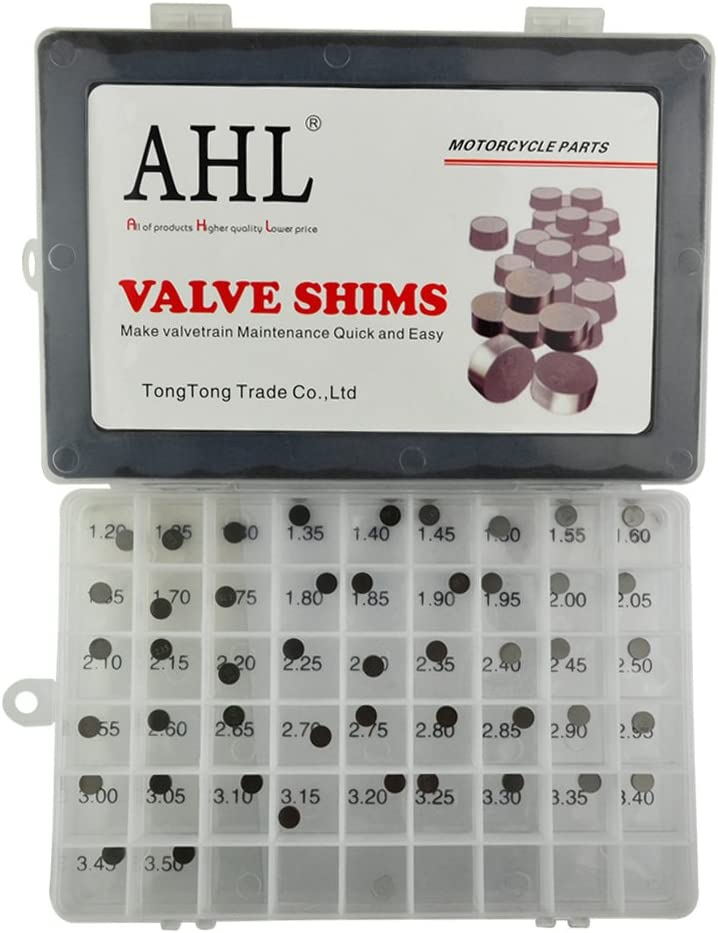 AHL Adjustable Valve Shim Max 70% OFF Ranking TOP9 Kit 7.48mm ZX900 Kawasaki for O.D. Nin