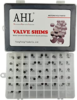 AHL 7.48mm O.D. Adjustable Valve Shim Kit for Honda CRF250R CRF250 R 2004-2012 (47pcs)