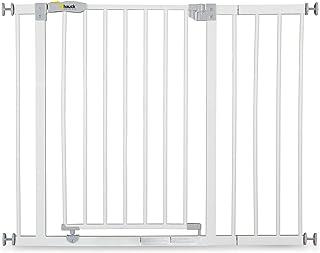 Hauck Open N Stop Puerta de Seguridad con Extensión de 21 c