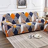 Funda de Sofa Elasticas 1-4 Plazas Universal Funda para Sofá Suave Antideslizante,Polyester,Funda de sofá bellamente Impresa