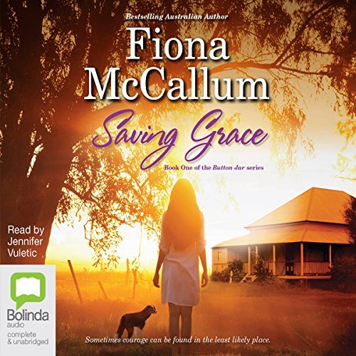 Saving Grace audiobook cover art