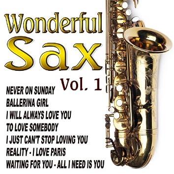 Wonderful Sax vol.1