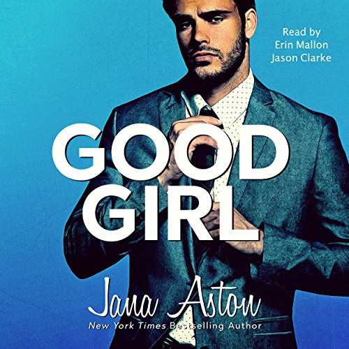 Good Girl audiobook cover art