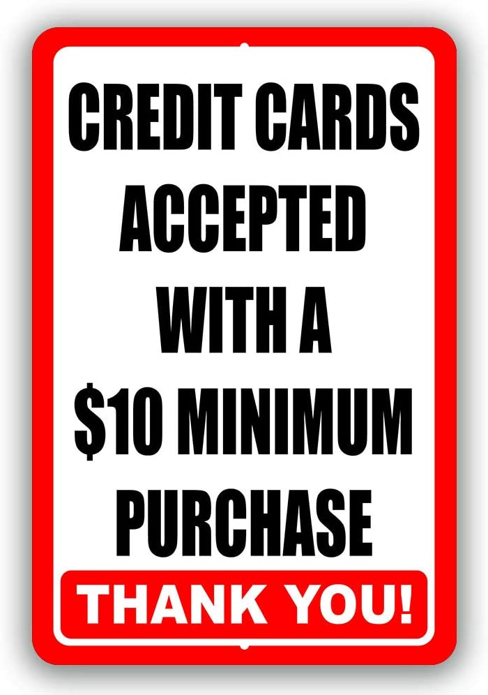 Credit Card Accepted New item with Minimum Metal Business Po Purchase San Francisco Mall 10$