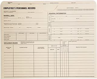 Quality Park Personnel Record Jacket, Flat Expansion, 9-1/2 x 11-3/4 Inches, 100 per Box (QUA69999)