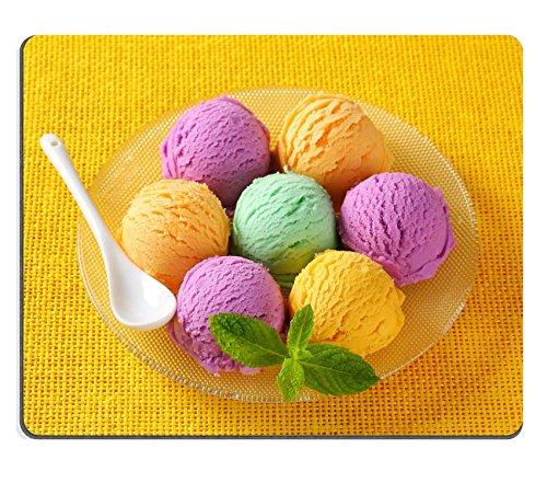 luxlady Gaming Mousepad imagen ID: 24004969cucharas de helado Varios Sabores