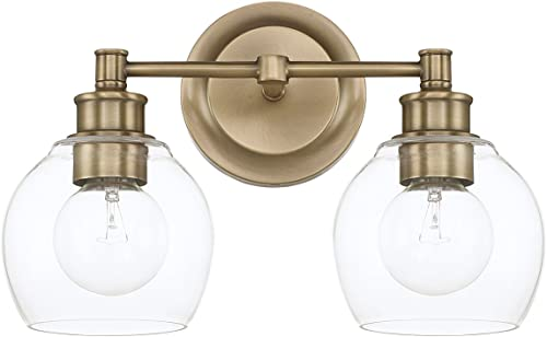 discount Capital Lighting popular 121121AD-426 Two Light wholesale Vanity outlet online sale