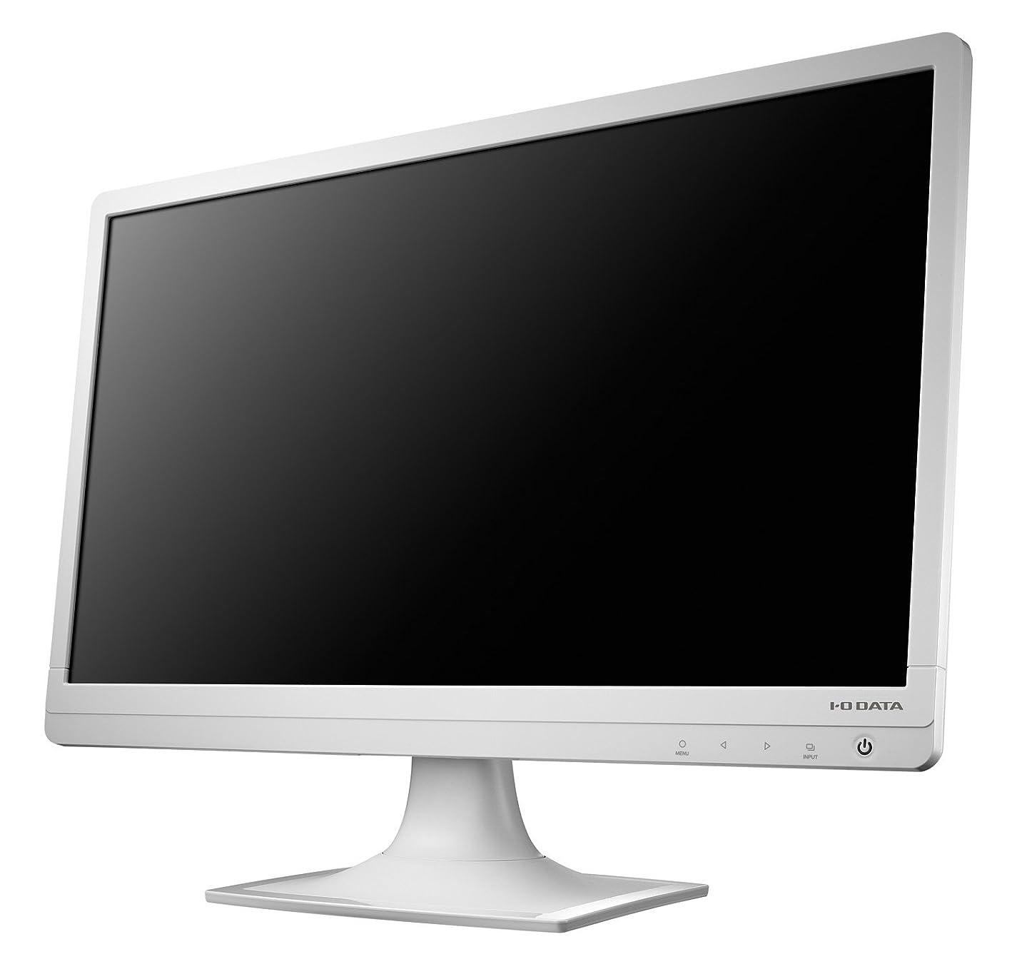 病立場もっともらしいI-O DATA ブルーライト低減機能付き 21.5型ワイド液晶ディスプレイ ホワイト LCD-AD222EW