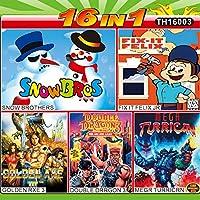 ゲームパッド用のゲームカード16ビットゲームアクセサリ(TH16003)