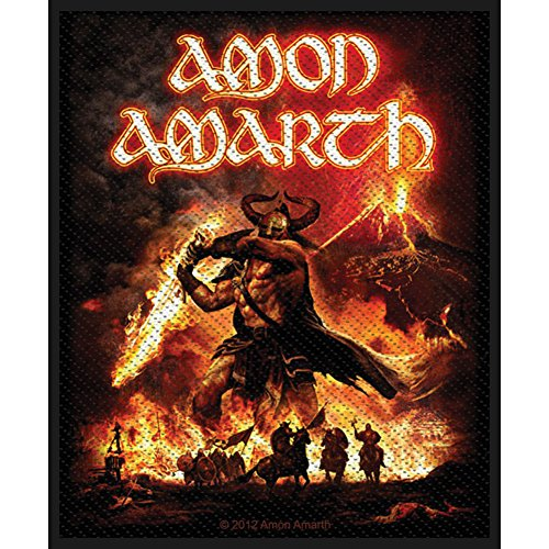 AMON AMARTH     SURTUR RISING   Patch/ Aufnäher