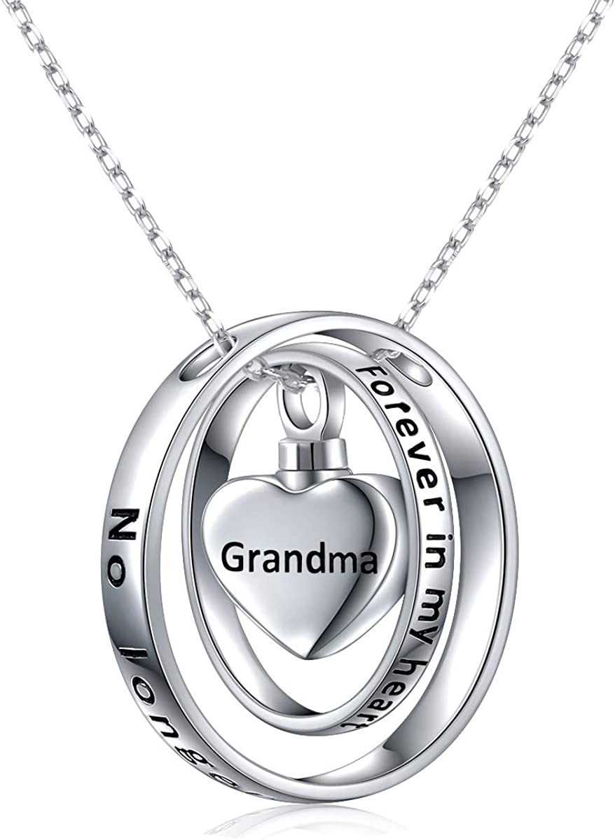 Cremation Jewelry Sterling Silver No Longer Ranking TOP5 My Forever Side i by Excellent