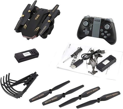 Jiobapiongxin XS809S RC Drone mit 720 P Kamera 4CH Faltbare H  Halten WiFi FPV Drone JBP-X