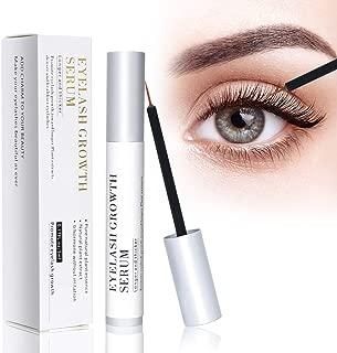 Eyelash Growth Serum,Eyebrow Lash Growth Serums Enhancer Natural Rapid Brow & Lash Booting for Longer Thick and Stronger Eyelash Extension (0.17 fl. oz)