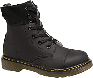 Dr.Martens Youth Aimilita Mohawk Suede Boots