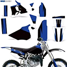 SCATTER Team Racing Graphics kit compatible with Honda 2002-2008 CR 125//250