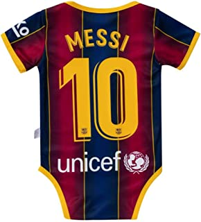 Football Club Home Soccer Baby Onesies Baby Bodysuit Comfort Jumpsuit for Infant and Toddler