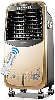 Ventilador de torre, unidad de aire acondicionado Ventilador frío / caliente PTC Calefacción Cristal de hielo Refrigeración Humidificación Potencia de enfriamiento de bajo ruido Ventilador de 75 W