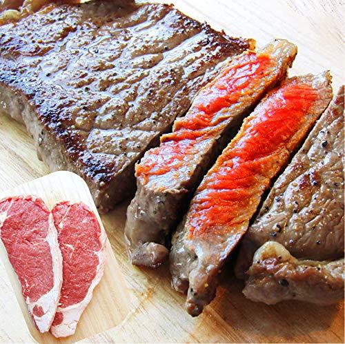 サーロイン ステーキ 赤身 ステーキ セット オーストラリア産 オージービーフ 《*冷凍便》 (500g(250g×2枚))