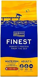 フィッシュ4ドッグ ドッグフード オーシャンホワイトフィッシュ ファイネスト 1.5kg
