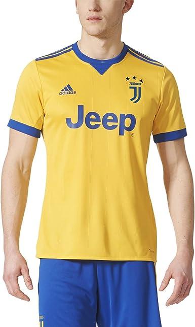 adidas Juventus Away Jersey [Yellow]