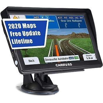 MAPPY GPS itie 438/scheda a vita 4/pollici nero