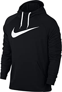 Best black nike hoodie with white swoosh Reviews