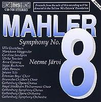 Symphony No. 8 by GUSTAV MAHLER (1995-03-08)