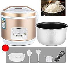 Cuiseur à riz multifonction Cuiseur à riz Mini cuiseur à riz à vapeur (2-5L / 400-900W / 220V) Fonction de maintien au cha...