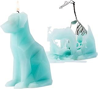 PyroPet Animal Shaped Skeleton Candles by 54 Celsius (Voffi, Mint)
