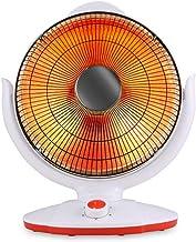 TMY Calentador de calefacción Interior Calentador de Invierno, hogar, Sala de Estar, Silencio eléctrico, Ventilador de calefacción, Estufa para Hornear Que Ahorra energía (Color : White)