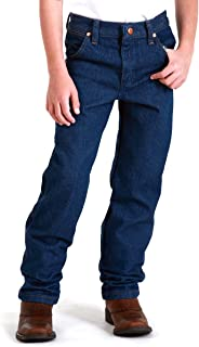 Wrangler Little Boys' Original ProRodeo Jeans