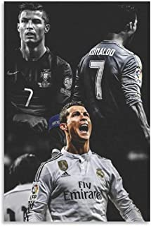 300 Piece Jigsaw Puzzles for Adults Kids Cristiano Ronaldo Best Football Super Rora Intellectual Decompressing Puzzle 15.7...