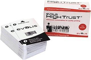 Evolis Nettoyage Set de cartes [acl003]