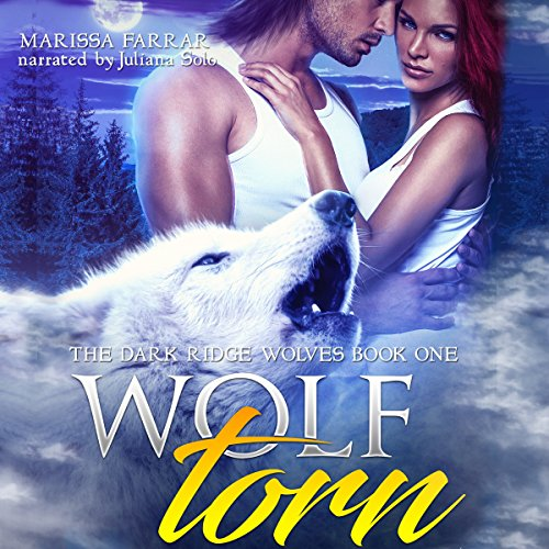 Wolf Torn audiobook cover art