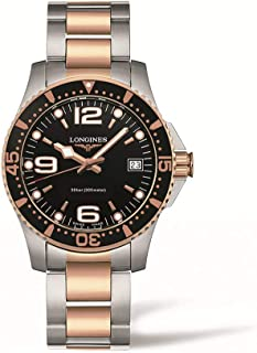 [ロンジン] 腕時計 ハイドロコンクエスト クオーツ L3.340.3.58.7 レディース 正規輸入品