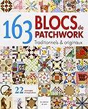 163 blocs patchwork - Traditionnels & originaux