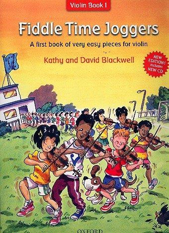 Oxford University - Fiddle Time Joggers, Volume 1, mit CD: Leichte Stücke für Geige von Kathy und David Blackwell